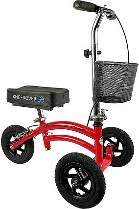 KneeRover Jr - Small Adult and Kids All Terrain Knee Scooter