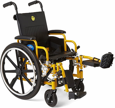 "Medline 14"" Pediatric Wheelchair 2 Week Rental"