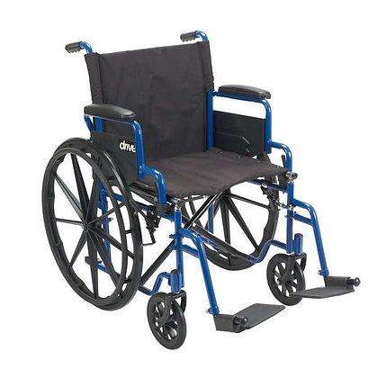 "Drive 18"" Wheelchair 2 Week Rental"