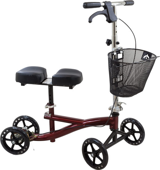 Roscoe Knee Scooter Red