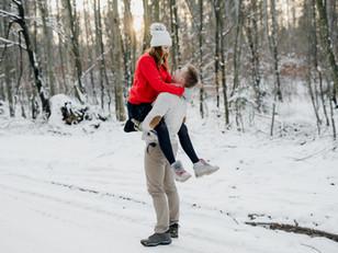 Zimowy Plener w Starzynie