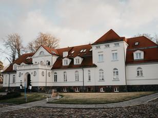 Pałac Łebunia - nowe miejsce na ślub w województwie pomorskim