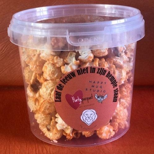 ORANJE popcorn(zoet)