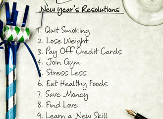 How your unconscious mind may be sabotaging your New Year's resolutions or any other goal you se