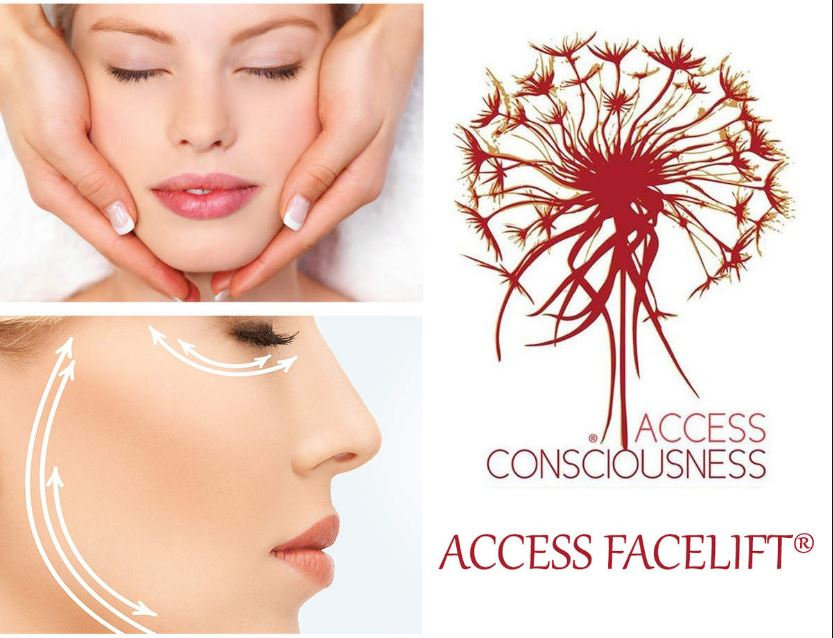 Access Energetic Facelift® Sessie