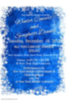 Copy of Winter Event flyer template - Ma