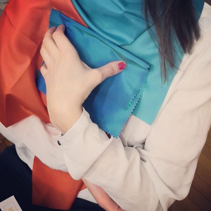 Accompagnement couleurs et vêtements