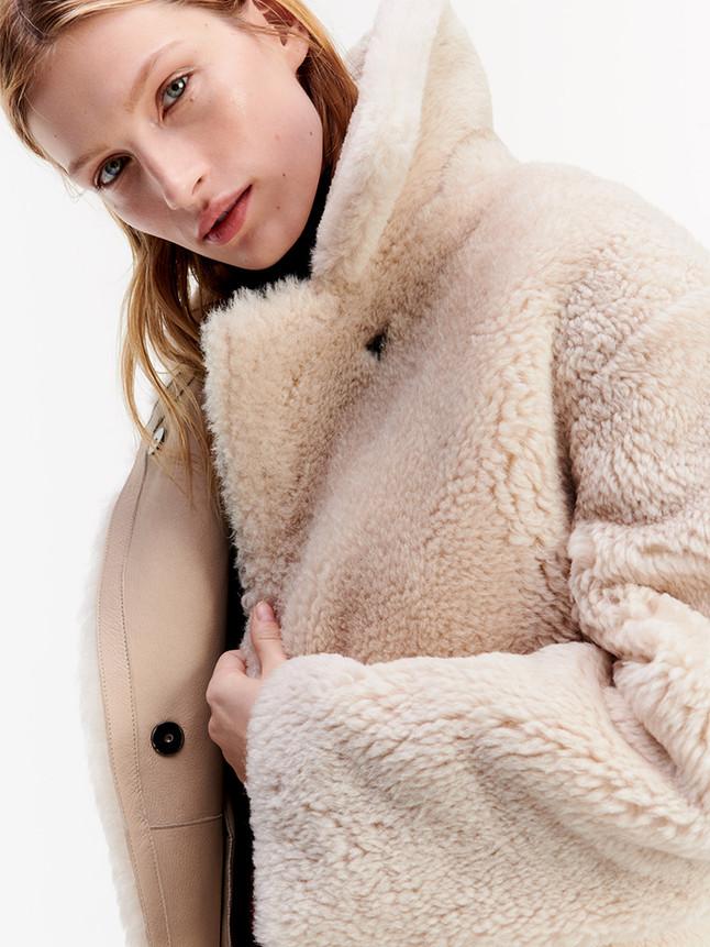Trend 3 : Oversized coats