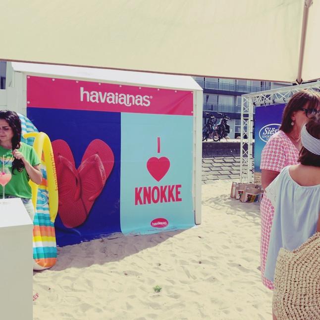 Havaianas meets Knokke