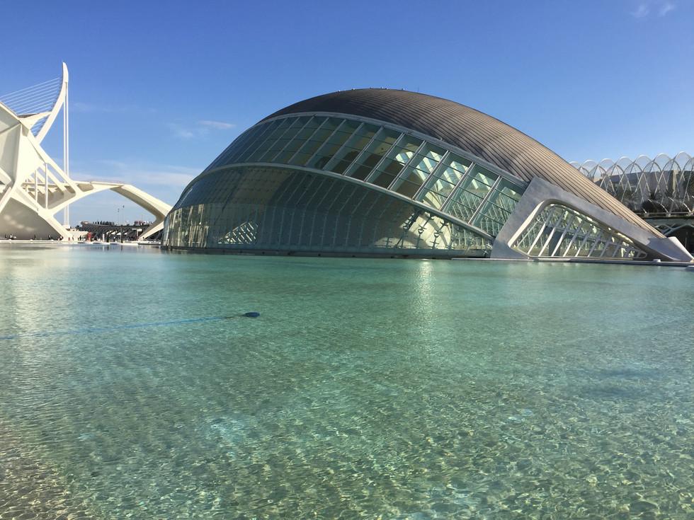 Stad van de kunst en Wetenschappen