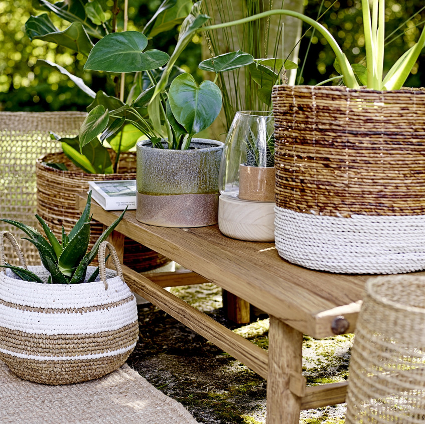 Rotan manden by Nordic Living