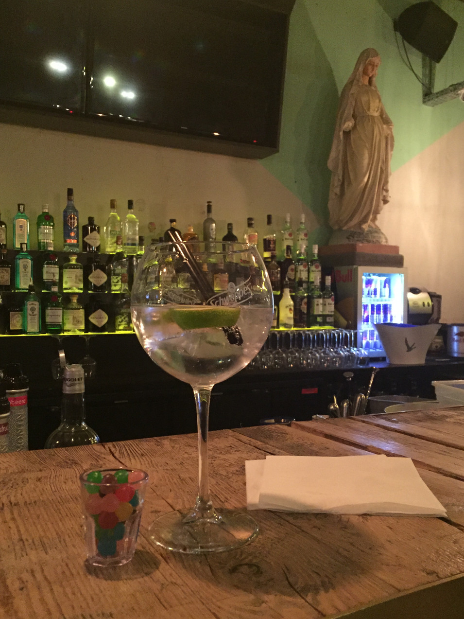 Mother Cocktail Bar !