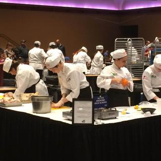 ProStart High School Culinary Championships