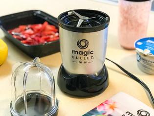 Magic Bullet Mini, High Speed Blender and Mixer