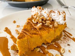 Pumpkin Cream Pie (no cashews!)