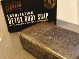 Seaweed Bath Co. Exfoliating Detox Body Soap