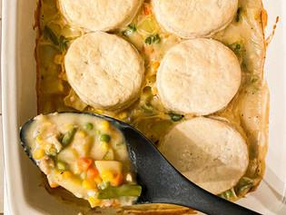 Biscuit Chick'n Pot Pie
