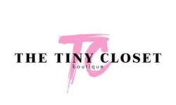 tiny closet boutique logo
