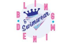 Bling Custom Swimwear Logo