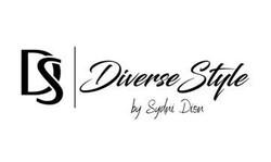 diversre style logo