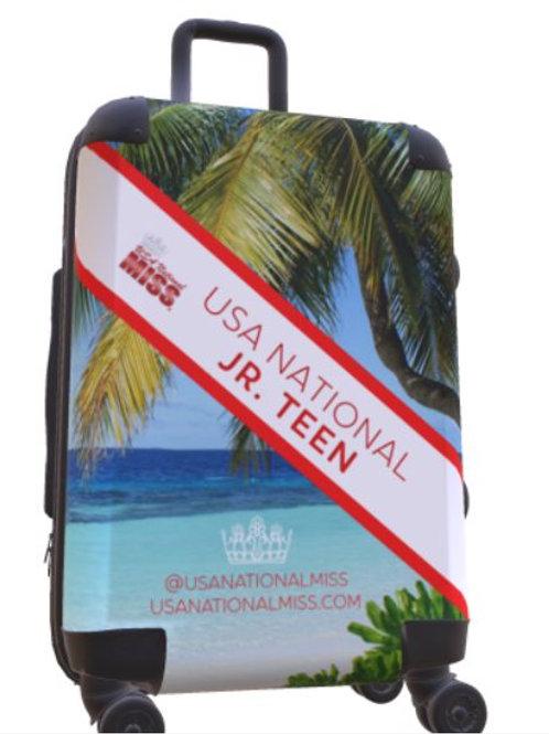 Custom Title Sash Luggage