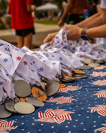 Participation Medals