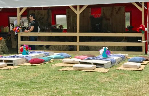Lugares fiesta picnic bogotá