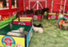 Fiesta de Granja para niños