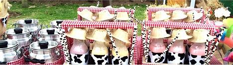Decoración de La granja para fiestas infantiles