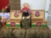 Fiestas infantiles de granja decoración