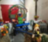 Salones para fiestas infantiles Bogotá