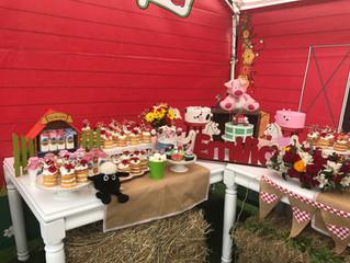 Fiesta temática de granja