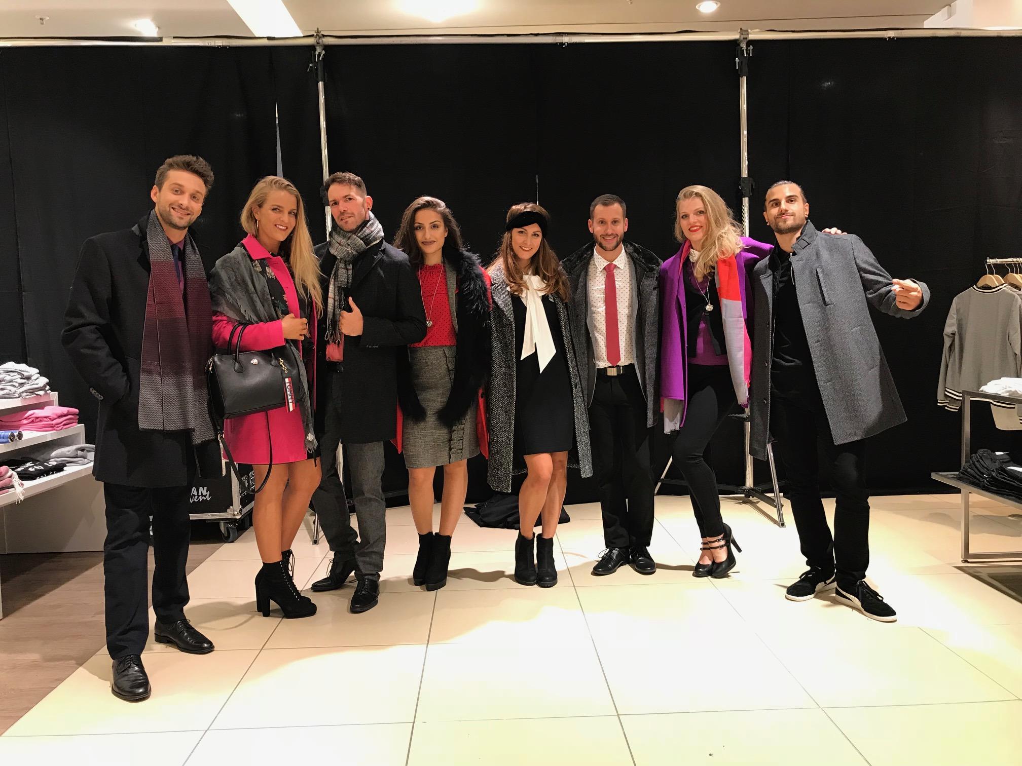 Models, Fashion Show, Choreografie