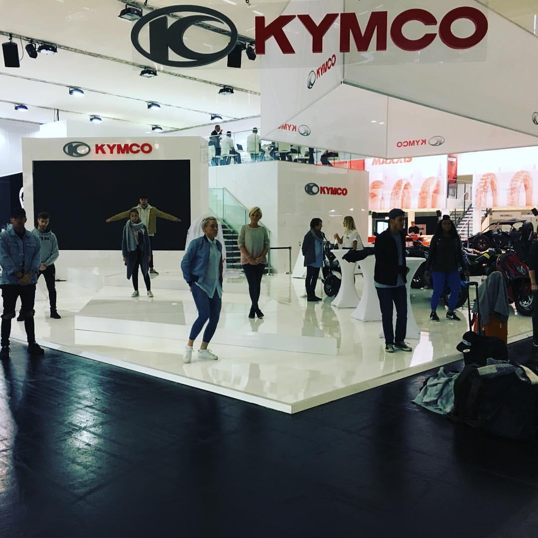 Flashmob, Messe Agentur