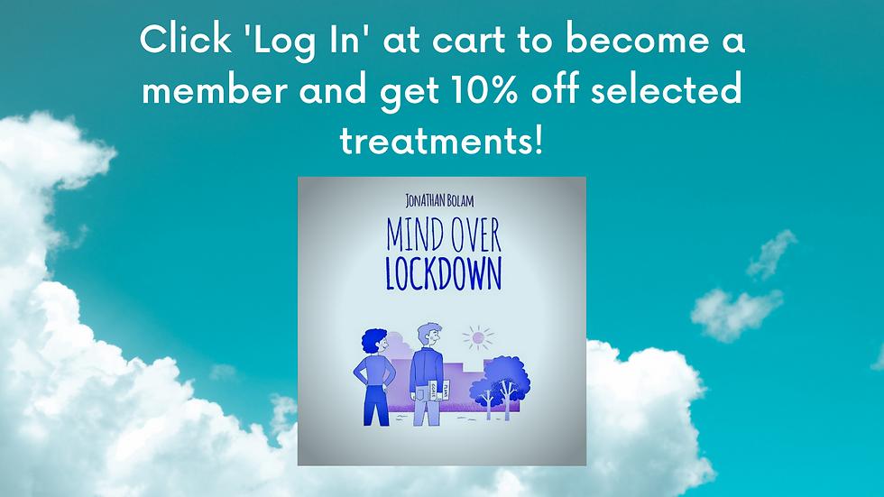Mind Over Lockdown (for Amazon Kindle)