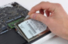 Laptop Hard Drive Replacement
