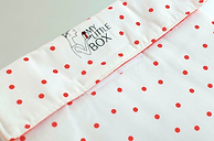 Housse d'ordinateur en coton pour My Little Box