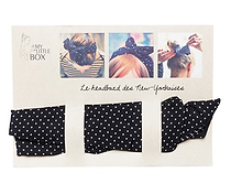 Foulard Headband en coton pour My Little Box
