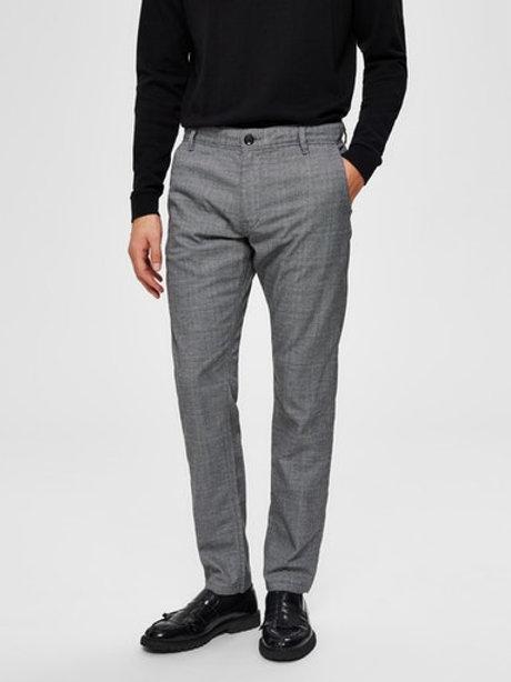 Pantalon Slim Fit Selected