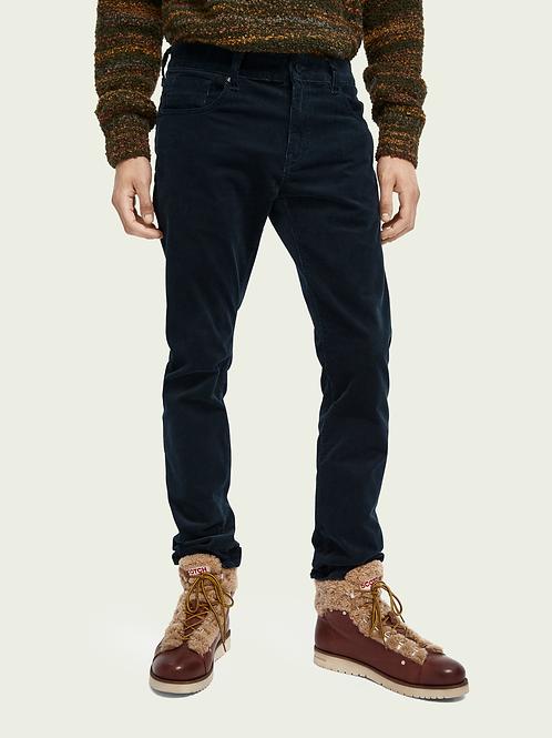 Pantalon velours côtelé slim fit Scotc