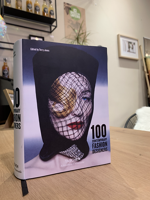 100 contemporary fashion designers - Taschen