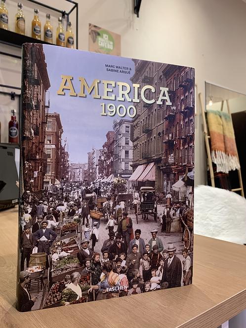America 1900 - Taschen