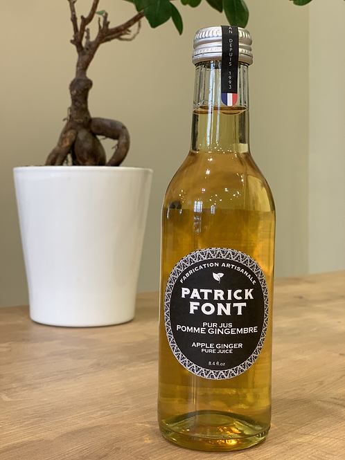 Nectar Pomme Gingembre Patrick Font