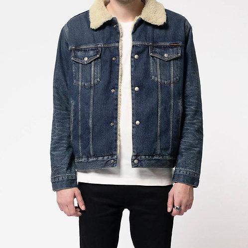 Veste en jean Sherpa Nudie Jeans