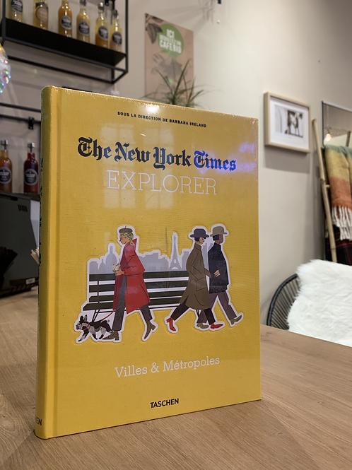 Ville et Métropoles - The New York times - Taschen