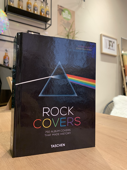 Rock covers - Taschen