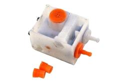 Valvula banco motorista 1440367