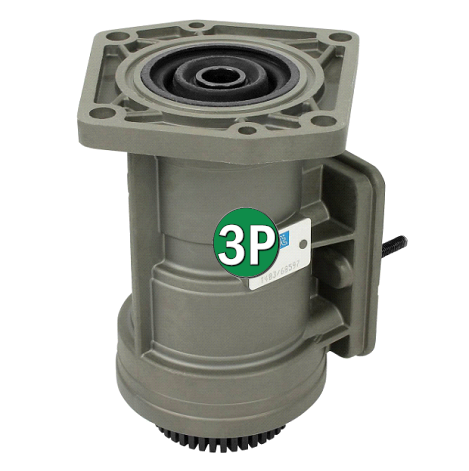 Valvula pedal freio 1324663