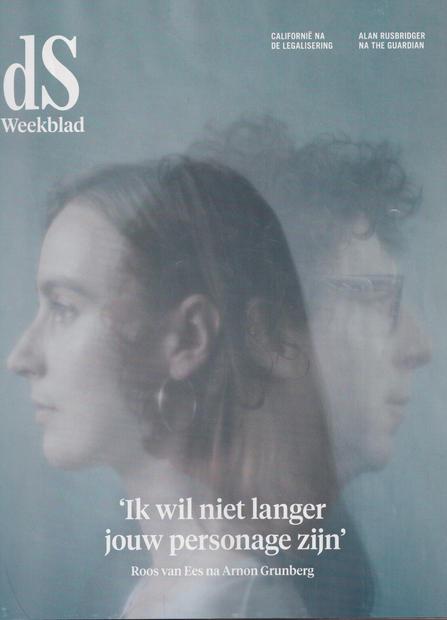 De Standaard weekblad Cover