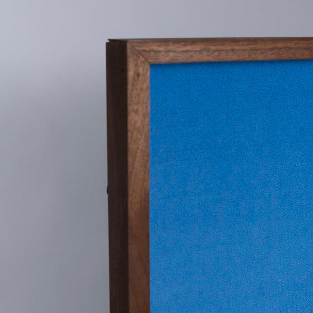 hand build frame Dibetou